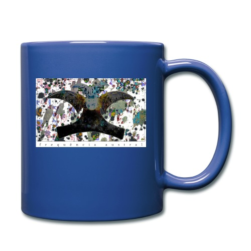 Blue Mojitos (w) - Full Colour Mug