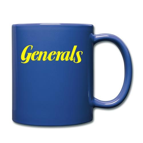 Generals - Tasse einfarbig
