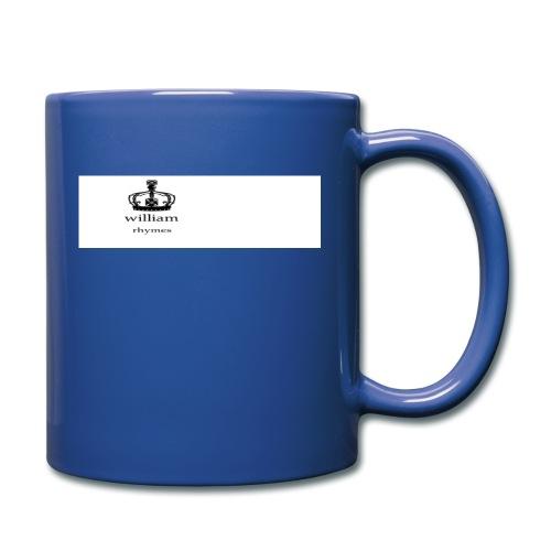 william - Full Colour Mug
