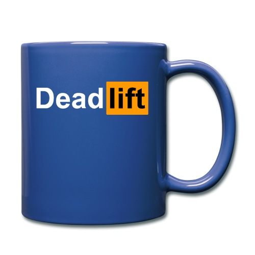 DeadLift X - Mug uni