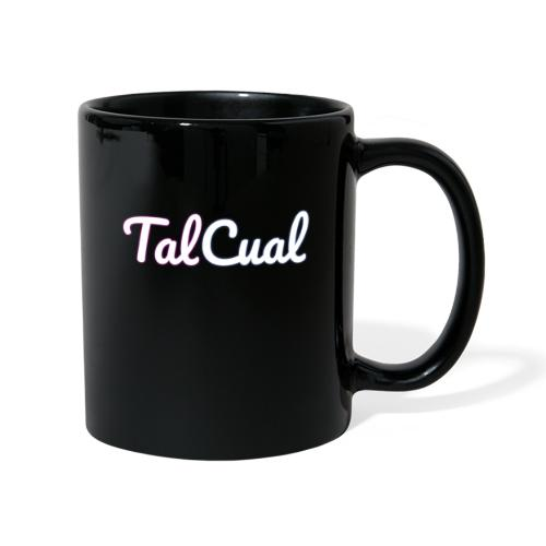 TalCual Logo Alternativo - Taza de un color