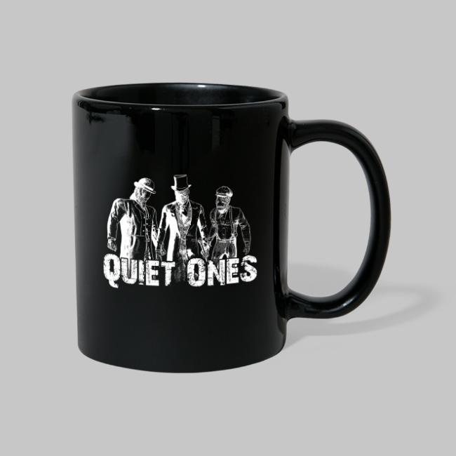 Quiet Ones - White