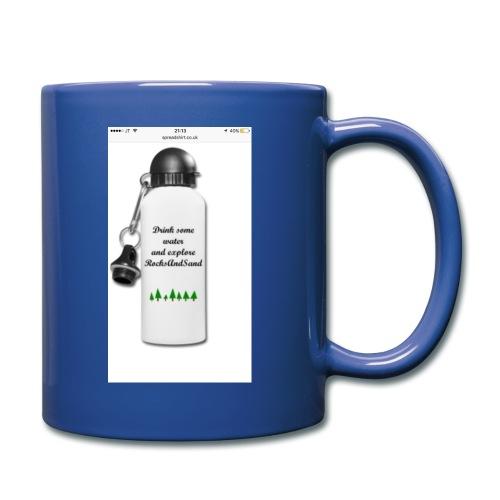 RocksAndSand adventure bottle - Full Colour Mug