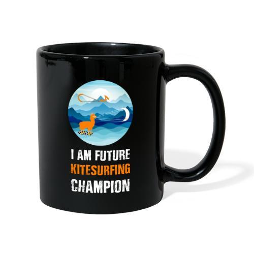 Future kitesurfing champion 2 - Full Colour Mug