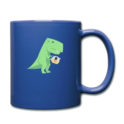 Tea-Saurus - Tasse einfarbig