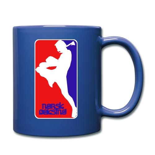 norsk boksing - Full Colour Mug