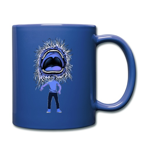 The dancing mouth - Mug uni
