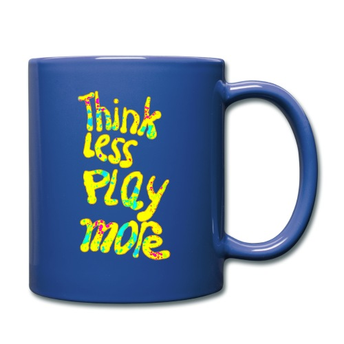 think less play more - Mok uni