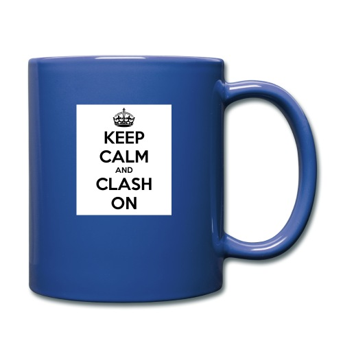 tasse keep calm and clash on - Mug uni