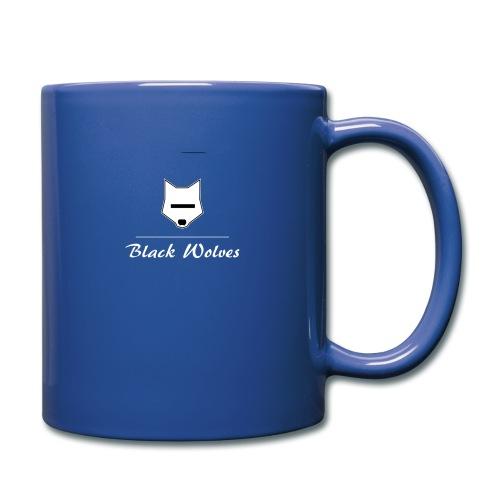 blackwolves Transperant - Mug uni