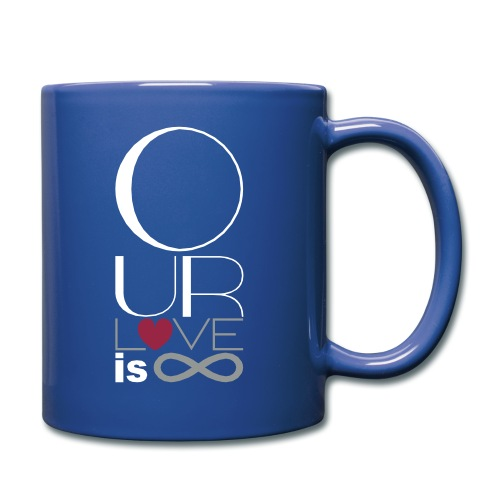 Our Love is Infinite - Full Colour Mug