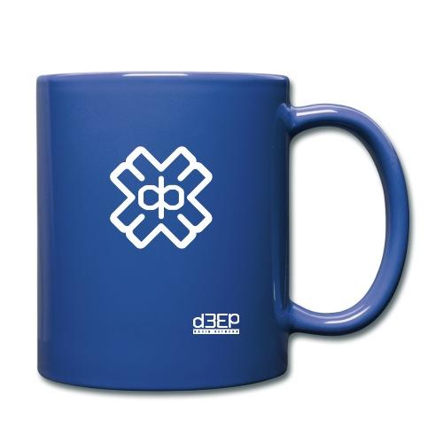 July D3EP Blue Tee - Full Colour Mug