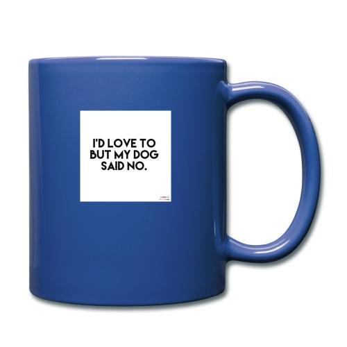 Big Boss said no - Full Colour Mug