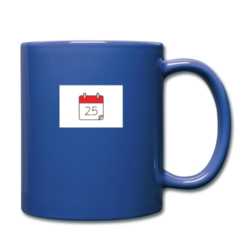 count down - Full Colour Mug