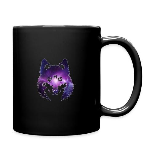 Galaxy wolf - Mug uni