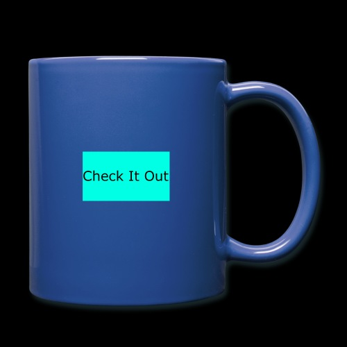 check it out - Full Colour Mug