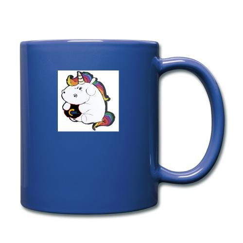 MIK Einhorn - Tasse einfarbig