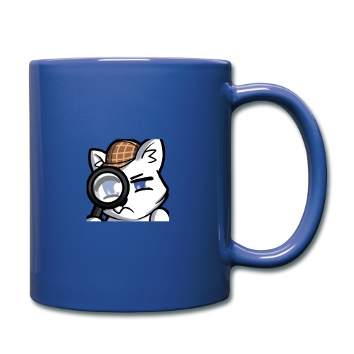 Detective Blue - Tasse einfarbig