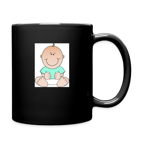 rompertje baby jongen - Mok uni