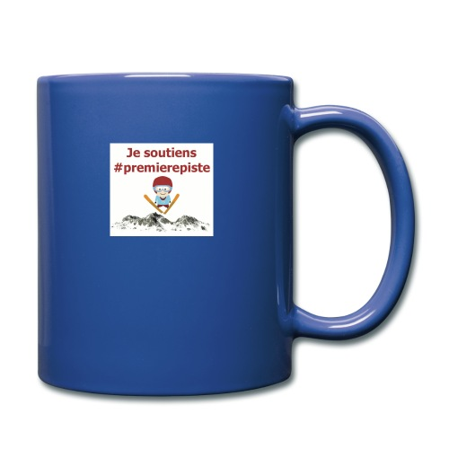 Soutenez #premierepiste - Mug uni
