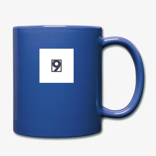 9 Clothing T SHIRT Logo - Full Colour Mug
