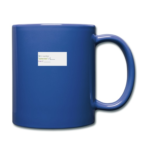 code - Mug uni