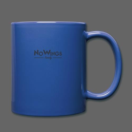 NoWings_Fam - Tasse einfarbig