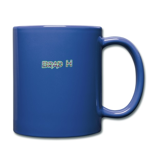 Official Brad H Logo - Full Colour Mug