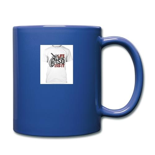 Tee shirt Moto Cross - Mug uni