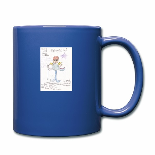 Big Swimmer Bill DHIRT - Full Colour Mug
