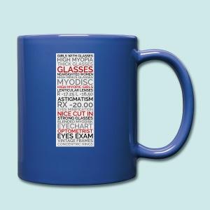 Myopia Poster 2 - Tasse en couleur