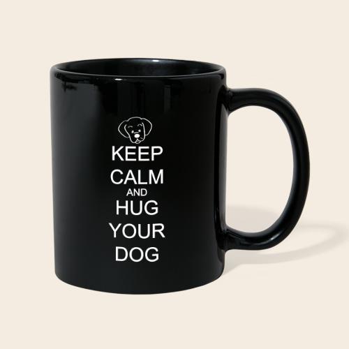 embrasse ton chien - Mug uni