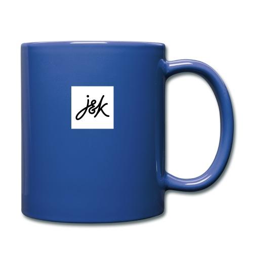 J K - Full Colour Mug
