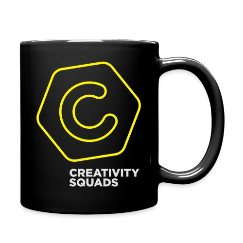 CreativitySquads 002 - Yksivärinen muki