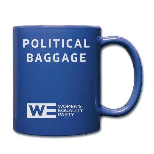 Political Baggage - Full Colour Mug