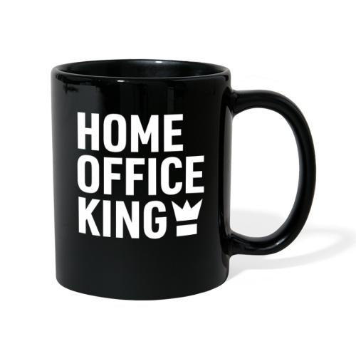 Mitarbeiter Kollege Home Office Quarantäne Corona - Tasse einfarbig