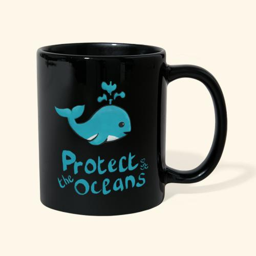 Protèges les océans - Mug uni