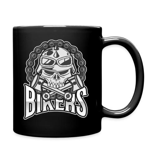 bikers new - Mug uni
