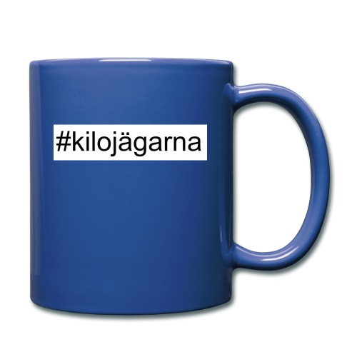 #kilo - Enfärgad mugg
