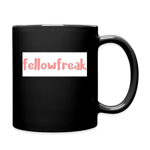 FellowFreak - The mug - Tasse einfarbig