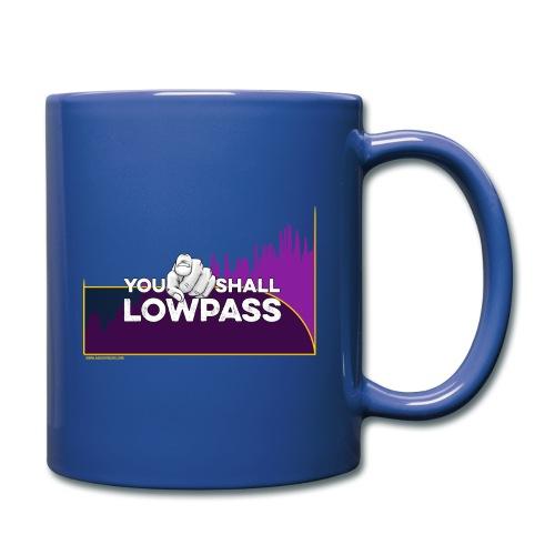You shall Low Pass (Fuschia) - Mug uni