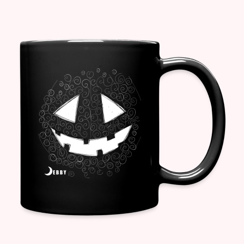 PUMPKIN FACE - 🍂FALL COLLECTION by DEBBY🍁 - Tazza monocolore