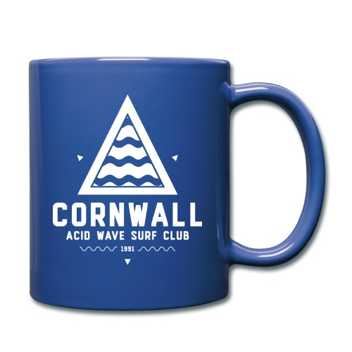 Cornwall Acid Wave Surf Club - Full Colour Mug