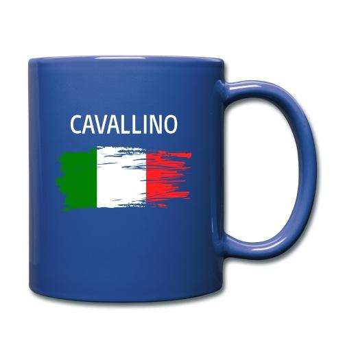 Cavallino Fanprodukte - Tasse einfarbig