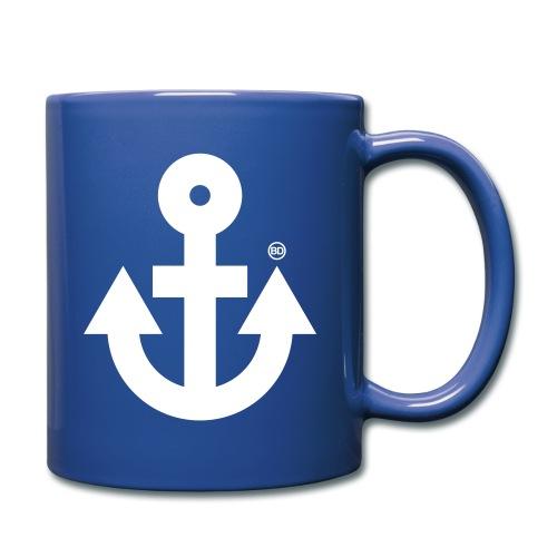 BD Anchor - Tasse einfarbig