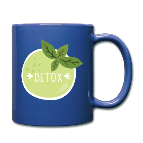 Detox green juice - Tazza monocolore