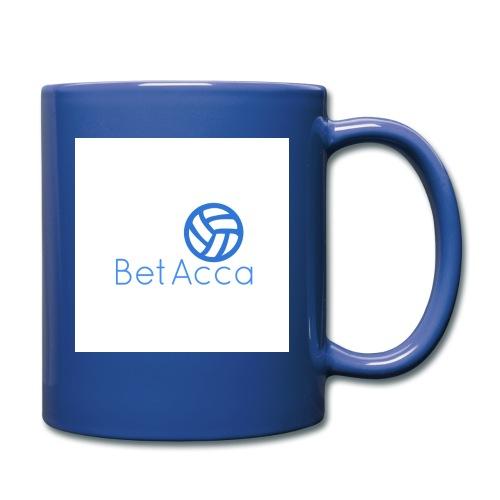 BetAcca Logo - Full Colour Mug