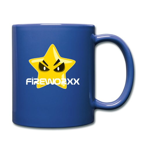 Fireworxx - Tasse einfarbig