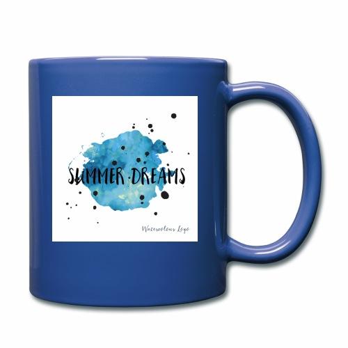 Summer Dreams - Full Colour Mug