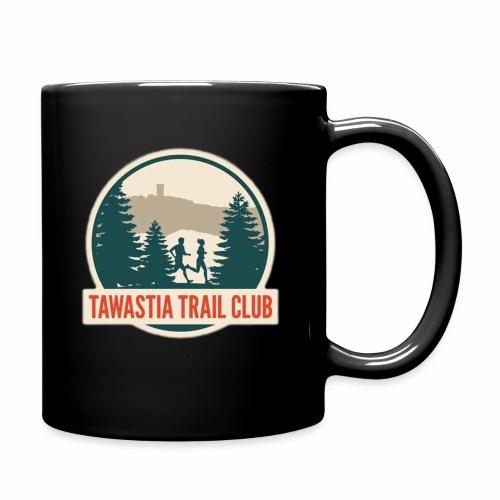 TawastiaTrailClub - Yksivärinen muki